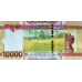 (815) ** PNew Guinea 10.000 Francs Year 2018