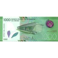 (760) ** PNew Nicaragua 1000 Cordobas Year 2019