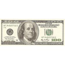 (506) U.S.A. P528 - 100 Dollars Year 2006