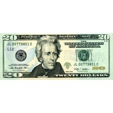 (508) U.S.A. P533 - 20 Dollars Year 2009
